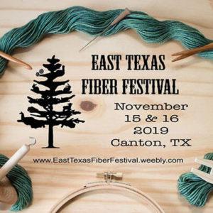 2019 East Texas Fiber Festival