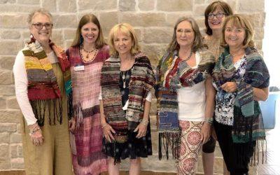 Recap: July 2018 Saori Weaving Workshop
