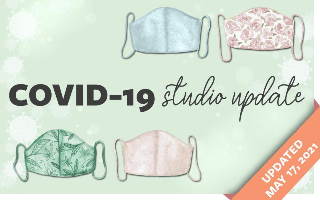 COVID-19 Studio Status