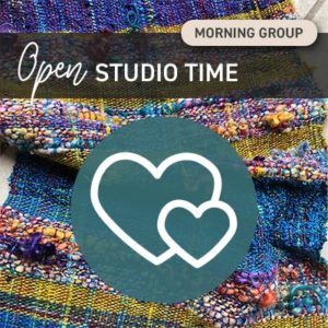 Open Studio Time - Every Thursday Morning!