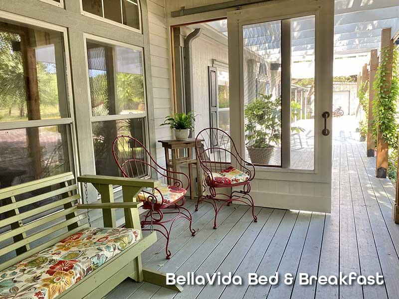 BellaVida Bed & Breakfast in Wimberley, Texas