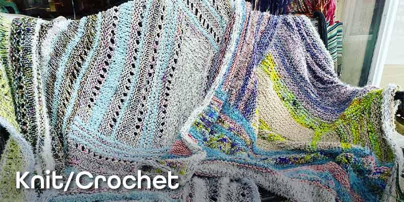 Freestyle Knitting & Crochet with Debra Lambert