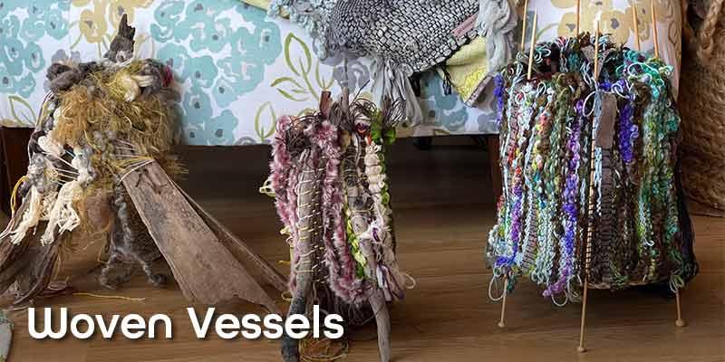 Create a Freestyle Woven Vessel with Debra Lambert