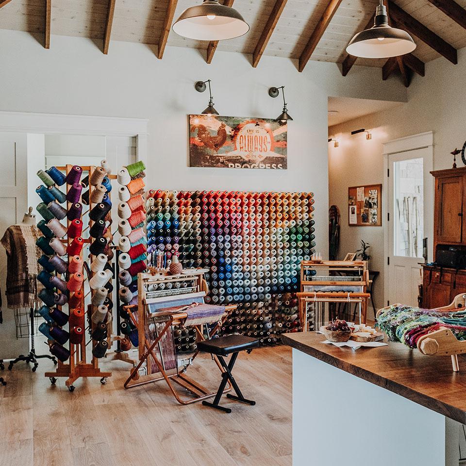 Wimberley Valley Saori Studio